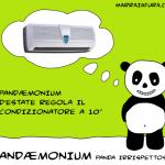 Pandaemonium e l'aria condizionata
