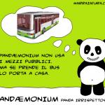 Pandaemonium e i mezzi pubblici