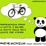 Pandaemonium e la mobilità sostenibile