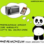 Pandaemonium e la cucina sana