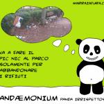 Pandaemonium et le déjeuner sur l'herbe