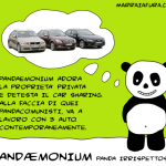Pandaemonium e il Car sharing