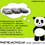 Pandaemonium e il Car sharing