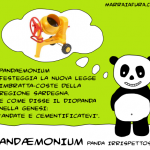 Pandaemonium e il Diopanda delle coste Sarde