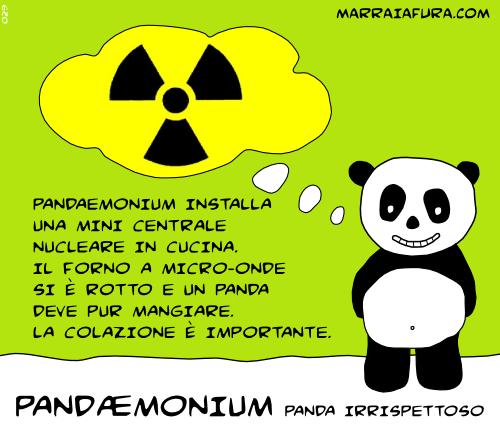 Pandaemonium e il nucleare