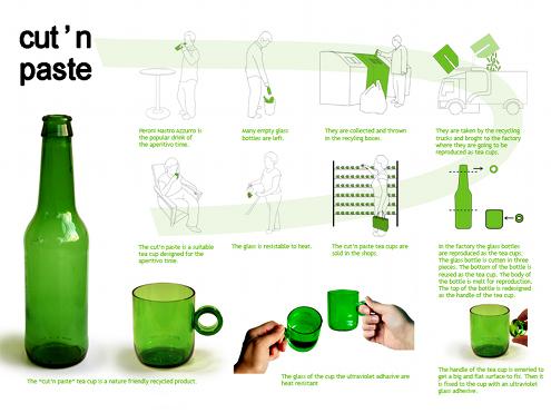 cut-n-paste-riutilizzo-bottiglia-birra-peroni-tazza