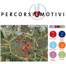 Percorsi emotivi. Il geo-blog della Città di Bologna
