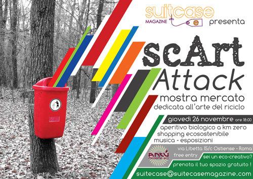 scart-attack-mostra-mercato-roma-2009