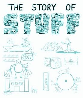 The story of stuff - La storia delle cose