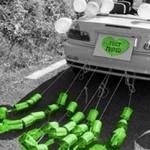 Wedding Cans, due cuori e 400.000 lattine (riciclate!). Ovvero come pagarsi le nozze in modo sostenibile