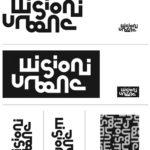 Il nuovo logo di Visioni Urbane, il progetto sperimentale della Regione Basilicata