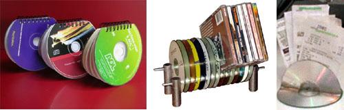 CD copertine anelli