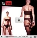 """Video """"Sai cosa hai nelle mutande"""" - Lingerie Moda sostenibile"""