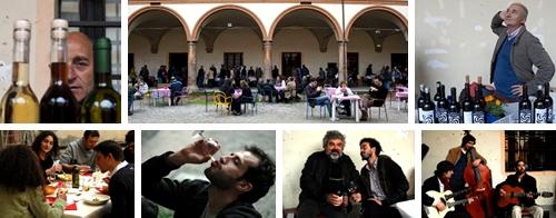 Gusto Nudo - Fiera dei vignaioli indipendenti - Bologna - Foto edizioni passate