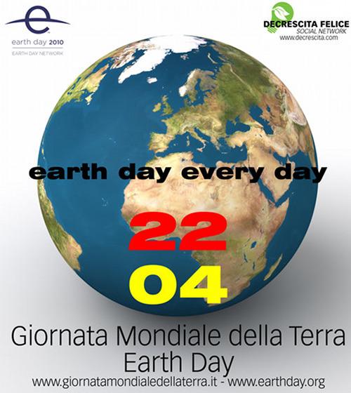il giorno della terra 2010