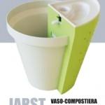 <b>Jarst, il vaso-compostiera fai da te. </b><br />Dar da mangiare gli avanzi… alle piante