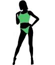 lingerie_green