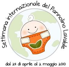 Settimana Internazionale del Pannolino Lavabile