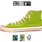 Le sneakers <i><b>Ethletic</b></i>. <br />Quando la moda diventa sostenibile.