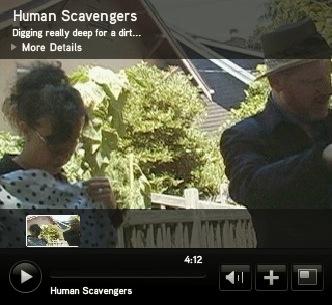 the scavengers - recuperare rifiuti