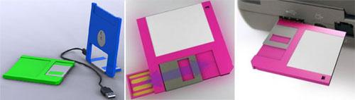 floppy USB