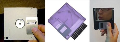floppy nascondiglio