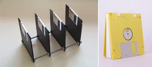 floppy portacarte