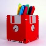 Il primo floppy non si scorda mai… <br />allora riutilizzalo!