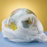 Ecco come ti riuso il sacchetto: <br />gioielli e borse di plastica fusa!