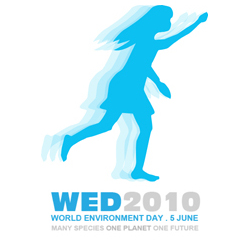 WED 2010 - World Environment Day, Giornata Mondiale dell'Ambiente