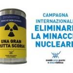 Settimana di sensibilizzazione sul nucleare. <br />Dal 7 al 14 maggio 2010