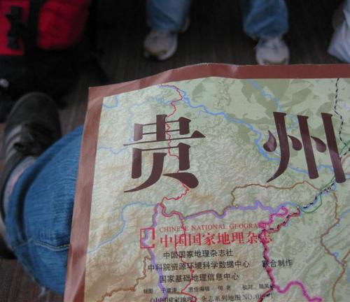 maf_preparazione_viaggio_cartina_guizhou