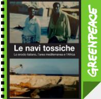 Navi tossiche - Greenpeace
