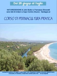 Corso di permacultura pratica - Sardegna