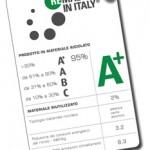 <b>Remade in Italy. </b><br />Il primo marchio del riciclo e riuso italiano