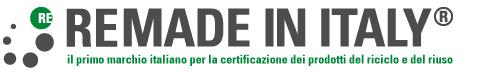 Remade in Italy, il marchio del riciclo e riuso italiano