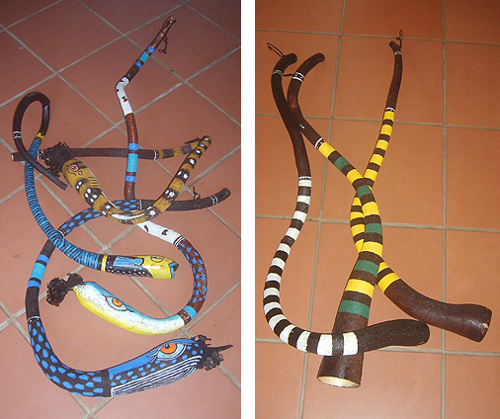 Dal Sudafrica le Vuvuzelas ecologiche.