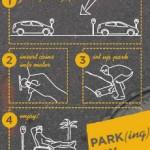 <b>Park(ing) Day, 17 settembre 2010. </b><br />Per un giorno il parcheggio diventa un (mini) parco