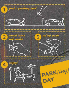 Park(ing) Day - Parking Day