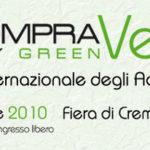<b>Forum Internazionale degli Acquisti Verdi. </b><br />IV edizione a Cremona 7 e 8 ottobre 2010