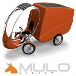 <b>Mobilità sostenibile.</b><br />Il quadriciclo solare MULO (Mobilità Urbana da LavorO)