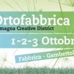 """<b>Ortofabbrica. </b>Open Space Technology (OST) sul tema """"Creatività e Sostenibilità. Idee e proposte per il Romagna Creative District?"""""""