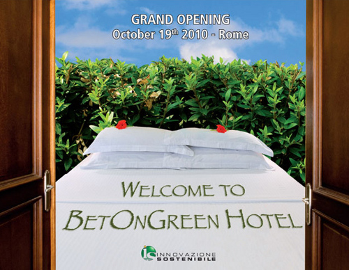 BetOnGreen Hotel 2010