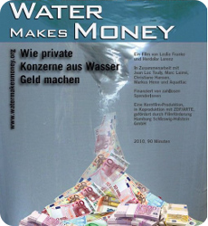Film - Water Makes Money