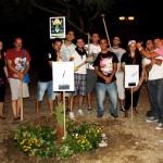"""<b><i>Giardinaggio Guerrigliero. </i></b><br />La prima azione del gruppo """"Guerrilla Gardening Trebisacce"""""""
