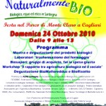 <b>Naturalmente Bio 2010. </b>Degustazioni e laboratori a Cagliari a cura dell'ASAB Associazione Sarda Agricoltura Biologica