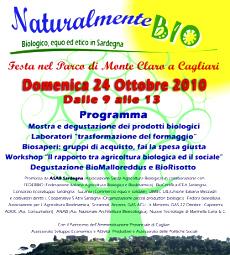 Naturalmente Bio 2010 - Biologico Cagliari, Monte Claro