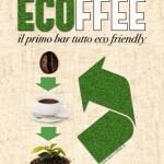 <i>A che bello 'o café, pure sostenibile 'o sanno fa! <br /></i>Presentato ad <b>Ortofabbrica</b> il bar eco-friendly <b>Ecoffee</b>