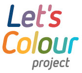 Let's Colour Project Logo