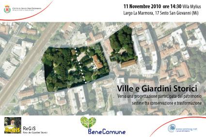 Sesto San Giovanni Milano - Progettazione Partecipata